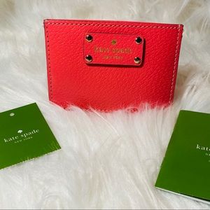 KATE SPADE - CARD HOLDER
